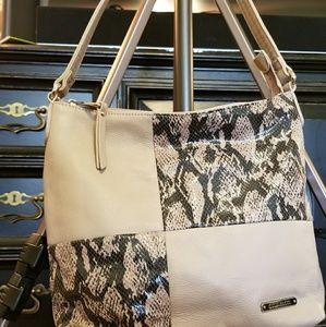 Stone & Co genuine leather crossbody bag
